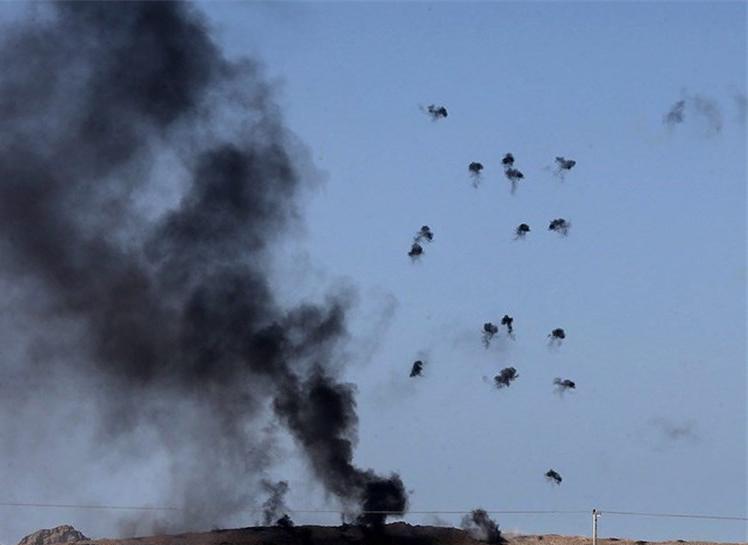 جدیدترین مین ضد بالگرد سپاه با نام صاعقه رونمایی شد + ویژگی