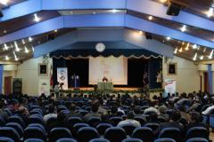 همایش توجیهی و تبیینی سازمان  بسیج   هنرمندان  در اردوگاه شهدای هفتم تیر  رامسر