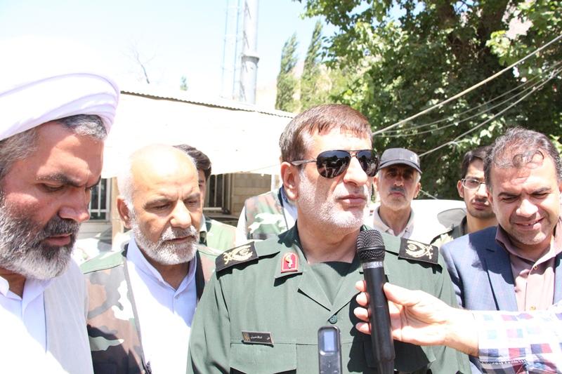 کمک و بازسازی در روستای سیجان همت و یاری همه مسئولین استان رو می طلبد
