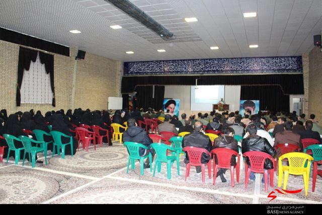 برگزاری جلسه سیاسی در سپاه ناحیه بروجرد+تصاویر