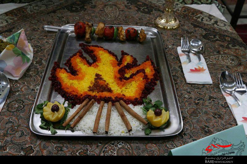 جشنواره غذا فجر