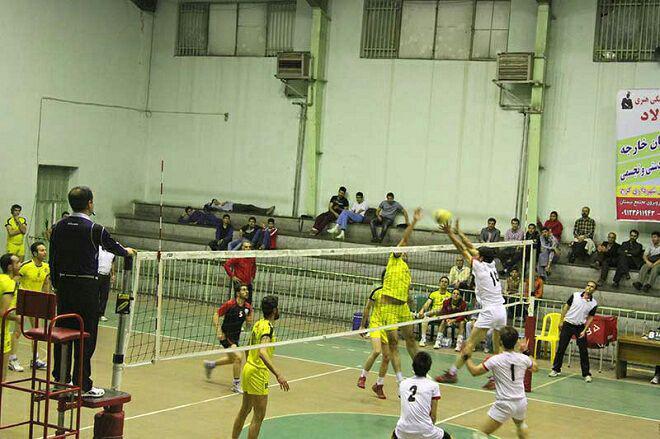 جشنواره والیبال در ساوجبلاغ برگزار می شود
