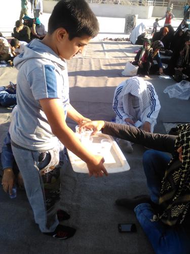 همایش کوه پیمایی خانوادگی بسیجیان پایگاه حضرت ابولفضل(ع) و بسیجیان پایگاه حضرت ام البنین(س) در کوه نورالشهداء برگزار شد+ تصاویر