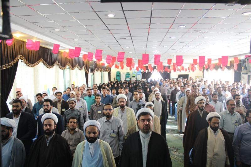 مراسم افتتاحیه همایش مدیران عقیدتی و نظارت منطقه غرب کشور در همدان برگزار شد