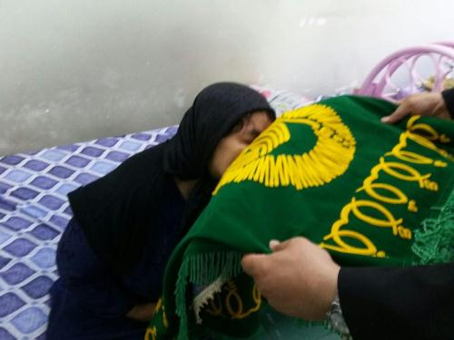 گزارش تصویری عیادت خدام حرم رضوی از سرای سالمندان صدیق خرم آباد