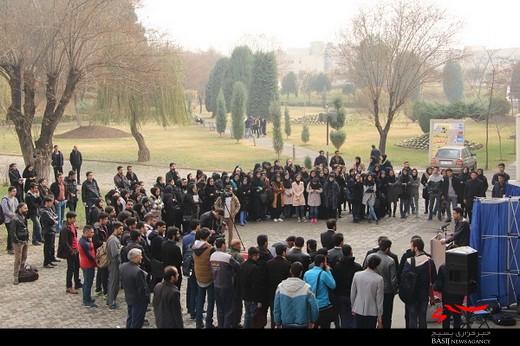 تریبون گفتگوی آزاد دانشجویی در دانشگاه خوارزمی برگزار شد