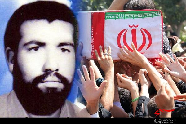 مردم اردبیل میزبان پیکر مطهر شهید تازه تفحص شده