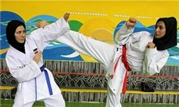 معرفی کاراته کاهای برتر جوانان دختر انتخابی تیم ملی