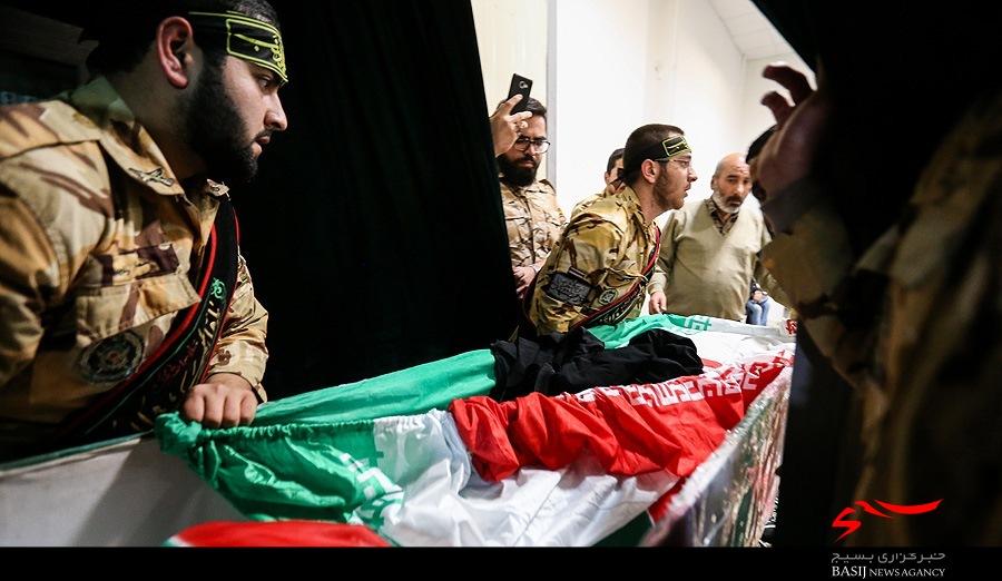 شهیدی که مکبر مسجد توفیق شهر نکاء بود/ هر روز برایم آیةالکرسی بخوانید