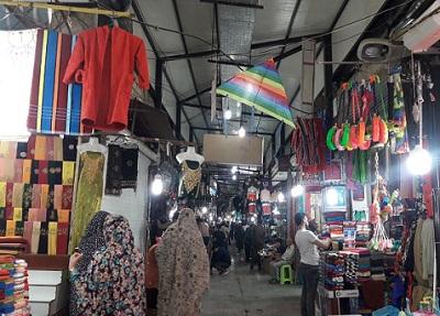 Image result for بازار نوروز و لباس