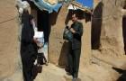 توزیع 69بسته معیشتی غذایی در بین نیازمندان شهرستان دهگلان