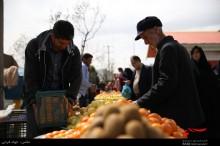 جمعه بازار در آستانه عید نوروز