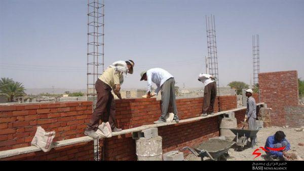 خدمت رسانی جهادگران در تابستان منوجان + تصاویر