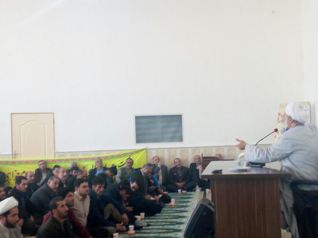 همایش یاوران ولایت در رودسر برگزار شد+تصاویر