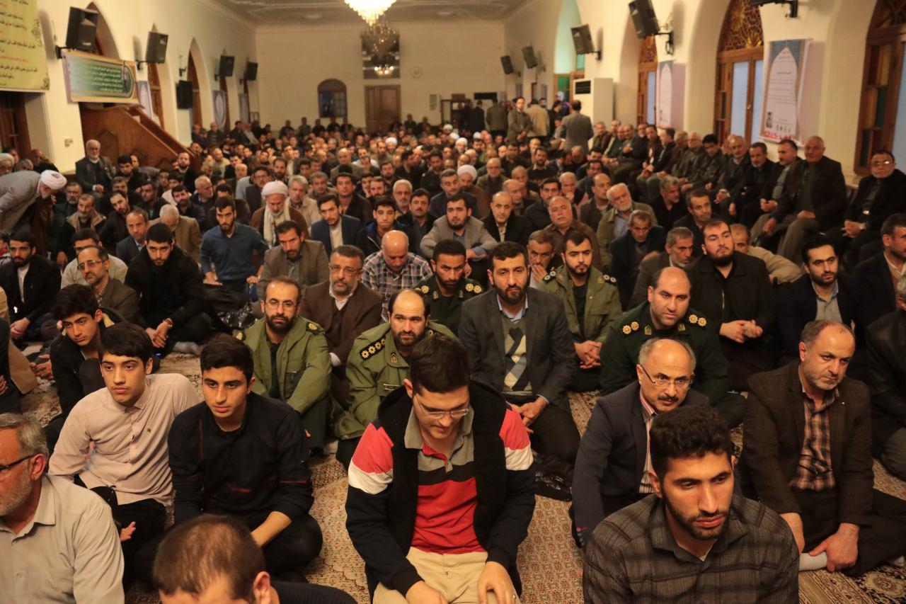 یادواره سرداران،چهارصد شهید والامقام و دو شهید گمنام فومن برگزار شد+تصاویر