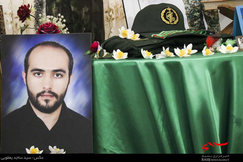 مراسم اولین سالگرد شهادت شهید مدافع حرم علی سیفی برگزار میشود