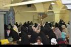 حضور کودکان در لیالی قدر مسجدجامع شهرکرد