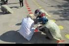 اردوی جهادی حوزه شهیده هاجریان همدان در مدرسه یاسینیان