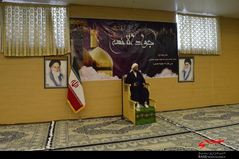 مراسم عزاداری به مناسبت شهادت امام محمد تقی (ع)
