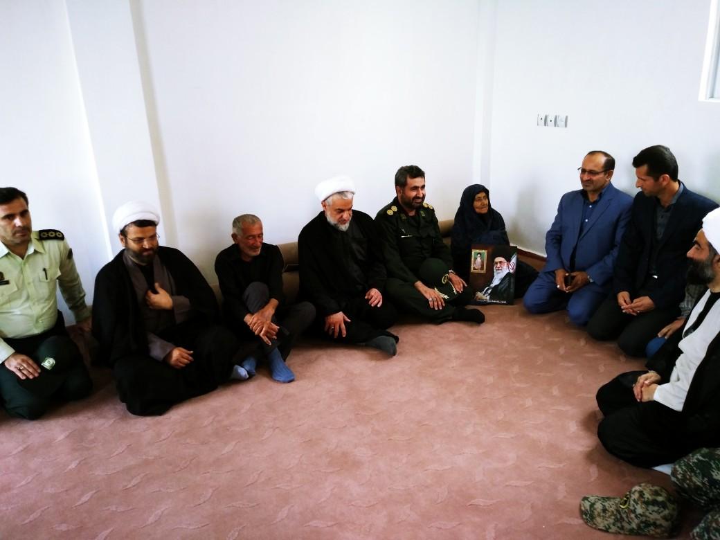 چهار واحد مسکونی برای نیازمندان در لشت نشا افتتاح شد+تصاویر