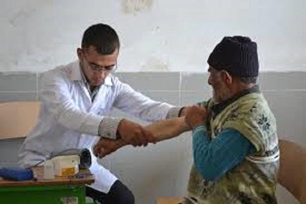 برگزاری اردوی جهادی در روستاهای محروم زهک