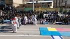 برگزاری رژه نیروهای مسلح در لنده
