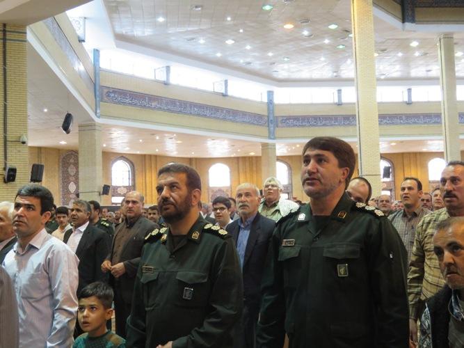 مردم پاسدار سپاه ، سپاه پاسدار انقلاب