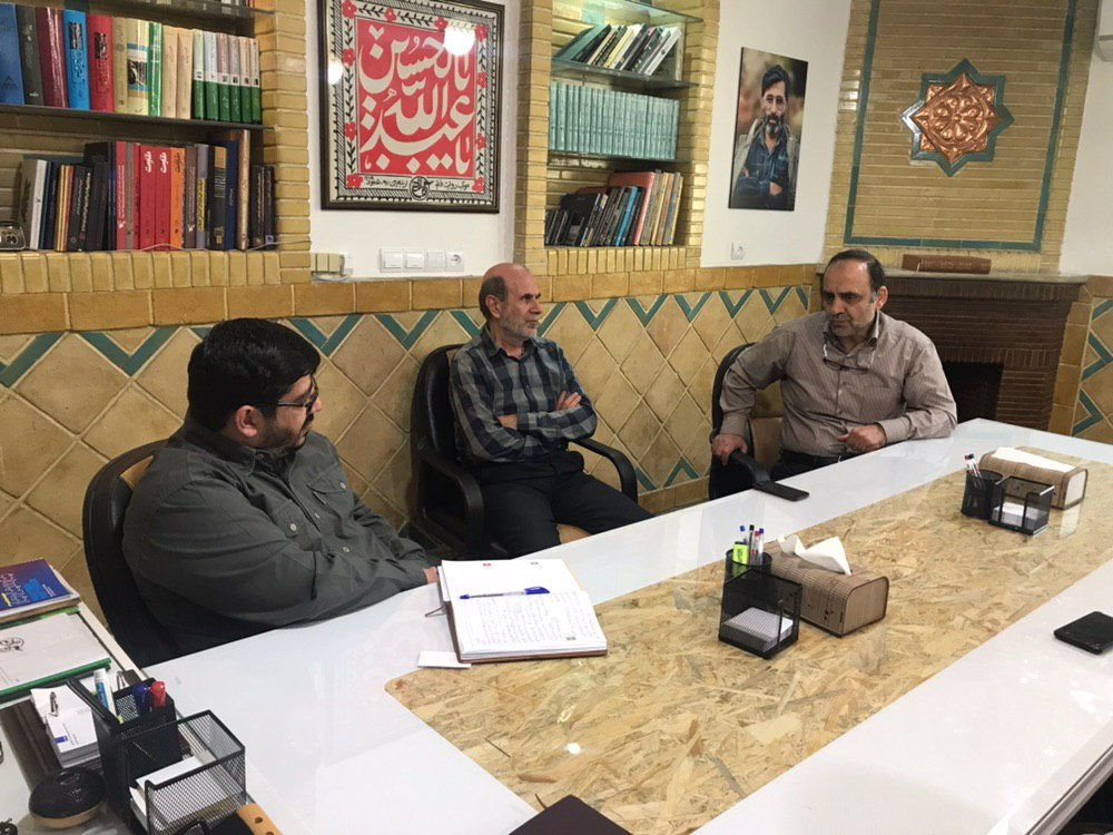 تشکیل اولین جلسه هیئت عالی اندیشه ورزی انجمن عکاسان انقلاب و دفاع مقدس