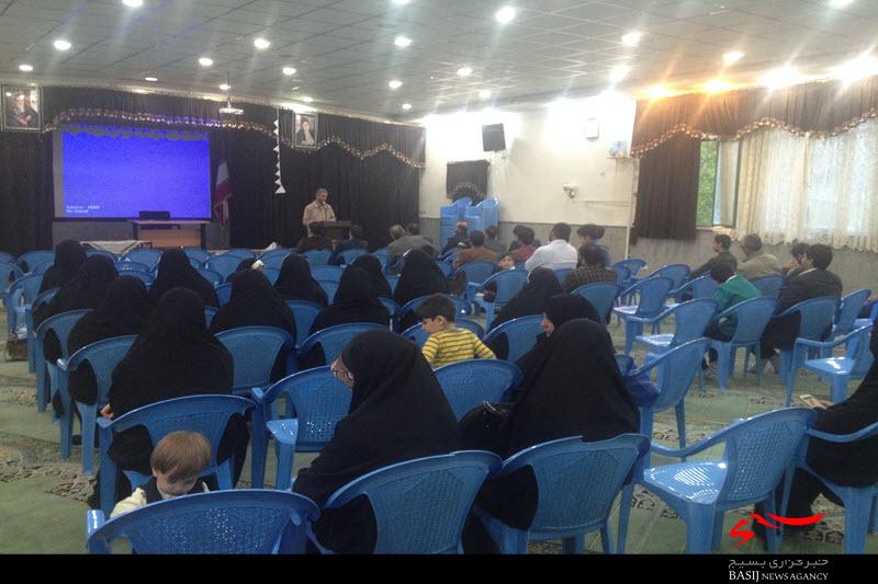 همایش خانوادگی سالیانه فرماندهان پایگاههای حوزه شهید خادمپر همدان برگزار شد