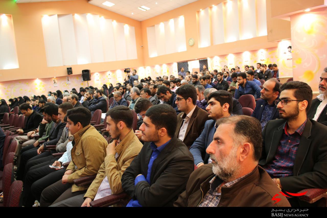 گزارش تصویری/ اجتماع بزرگ مداحان استان گیلان