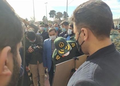 یادواره شهید حاج حسین اسدالهی برگزار شد