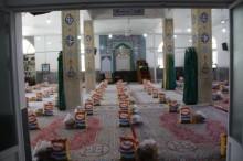 چهارمین مرحله از کمک های مومنانه در شهر طاقانک برگزار شد