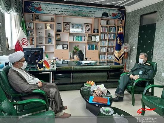 هم افزایی سپاه و اوقاف برای پیشبرد اهداف انقلاب اسلامی ضروری است