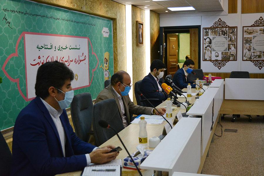 ۵۰۰ هزار بسته فرهنگی نوشتافزار در مناطق محروم کشور توزیع می شود/ آغاز به کار نمایشگاه ایراننوشت