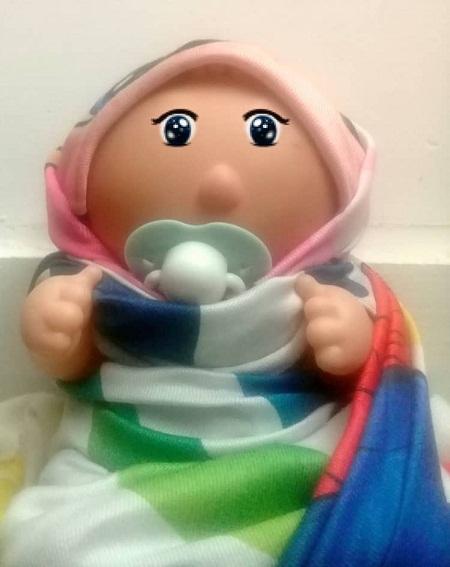 چالش عروسک های بهشتی به مناسبت هفته ی عفاف و حجاب