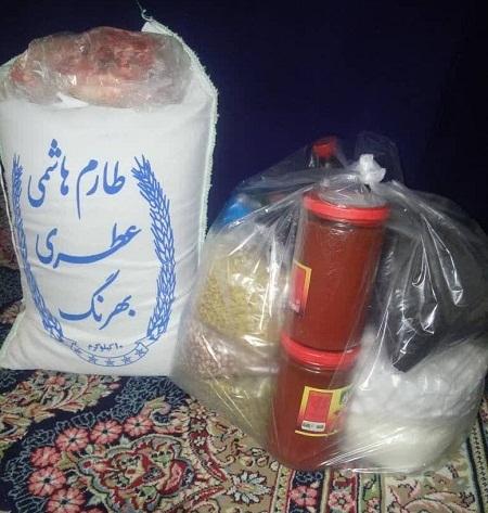 اهدای بسته معیشتی به مناسبت عید بزرگ غدیر
