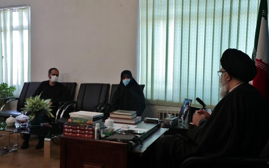 نماینده ولی فقیه استان البرز بر حضور حداکثری در مرحله دوم انتخابات تاکید کرد