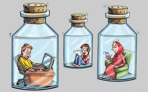 گام اول سواد رسانهای/ چگونه در فضای مجازی رژیم بگیریم