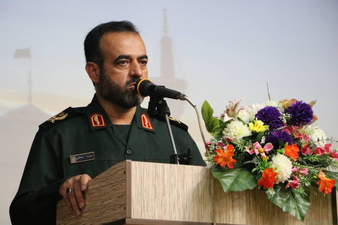 نرم افزار انقلاب اسلامی، نیروهای جهادی، مومن و انقلابی هستند