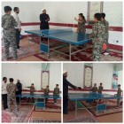 برگزاری مسابقات ورزشی در مناطق عشایری استان