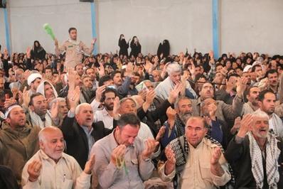 عکس : خبرنگار افتخاری بسیج عباس روشنی یساقی