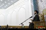 مراسم افتتاح مهدیه اردبیل در آستانه نیمه شعبان