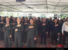 مراسم سالگرد رحلت امام خمینی (ره) در بروجرد