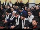 برگزاری یادواره شهدای کوی جعفریه مارالان در تبریز