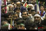 اجتماع ۱۵ هزار نفری بسیجیان اردبیل در رزمایش اقتدار عاشورایی