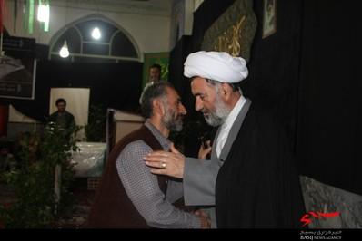 عکس : خبرنگار افتخاری بسیج امیرحسین پیری