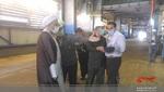 thm 3310267 400 - بازدید حجت الاسلام تسخیری از نیروگاه شهید سلیمی نکا